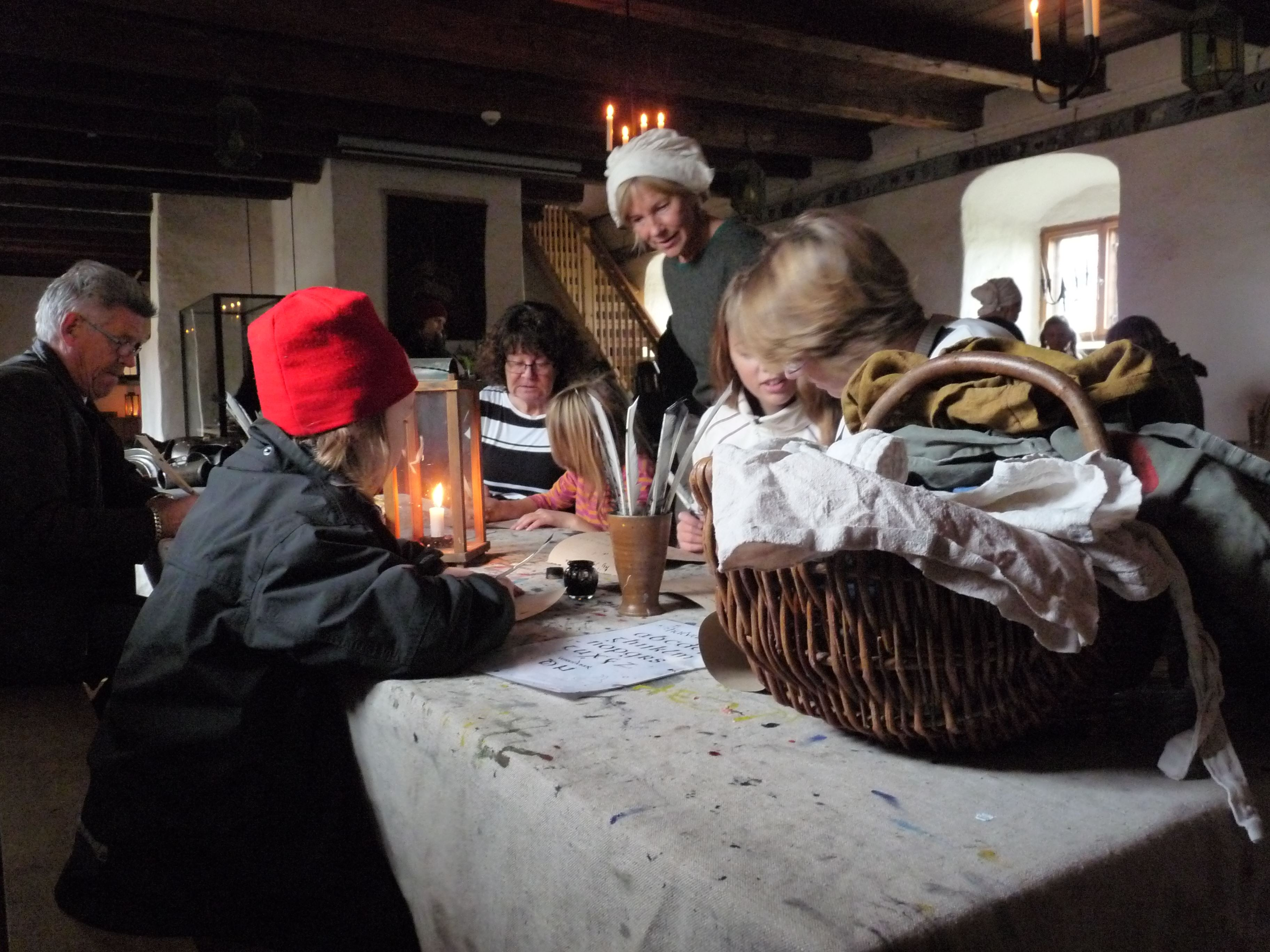 Medieval Activities for the whole family!