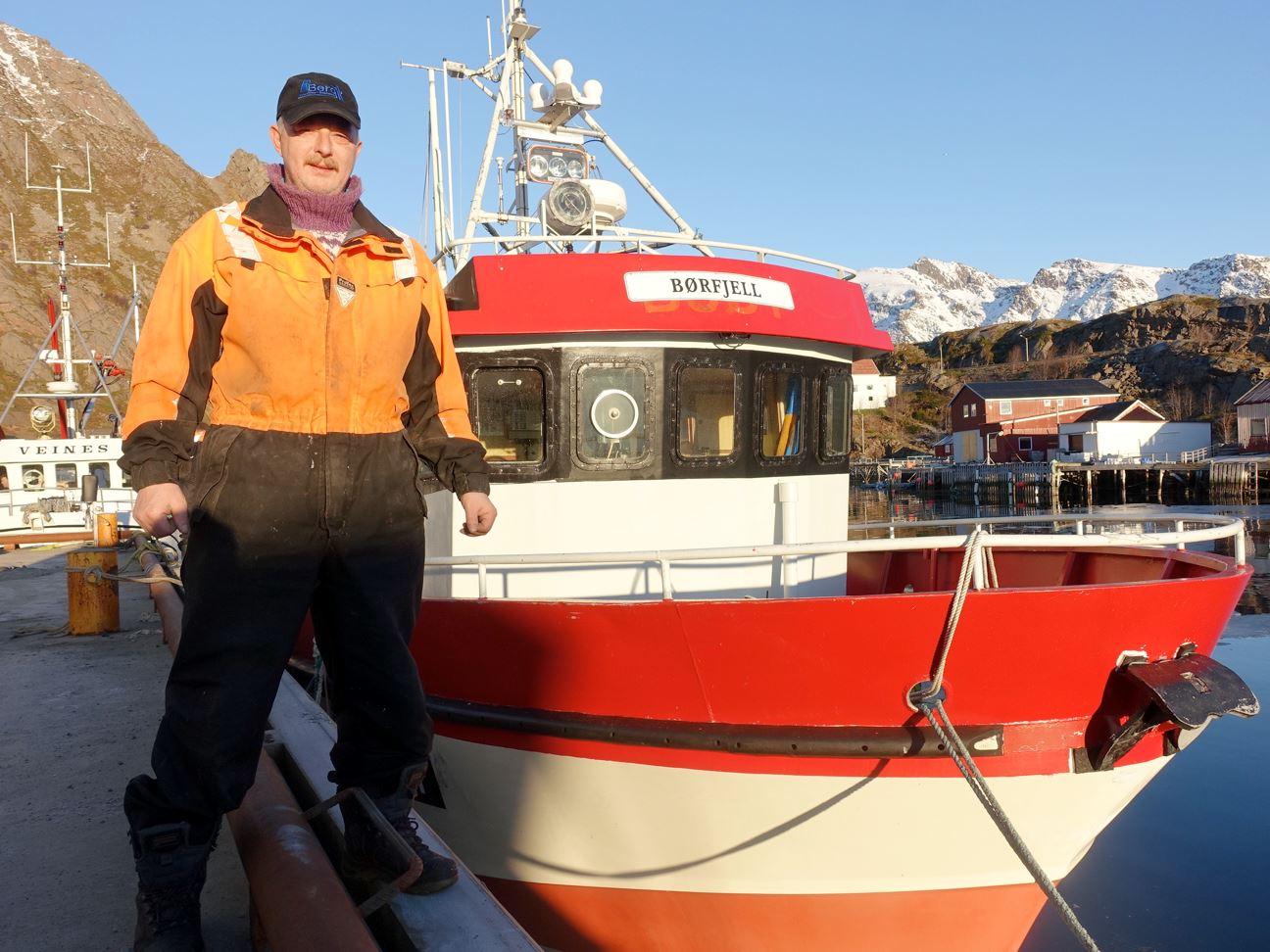 Fishing trip in Flakstad - MK Børfjell