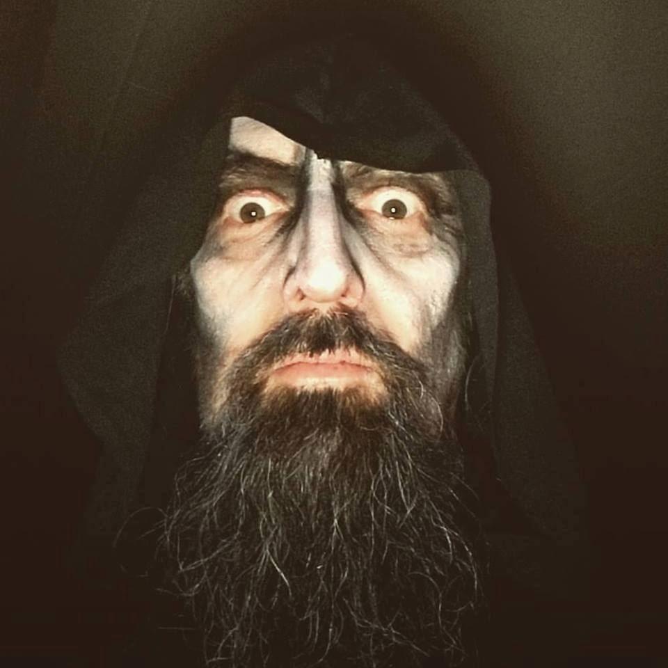 Mikael Wilson,  © Alla rättigheter förbehååls fotografen, Spöke