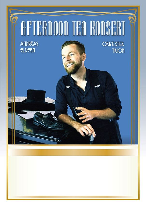 Afternoon Tea konsert - Swedish songs from Taube to Hellstrom (copy)