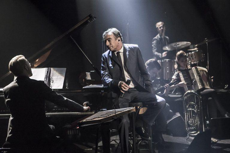 Rikard Wolff sjunger Brel - Den sista föreställningen