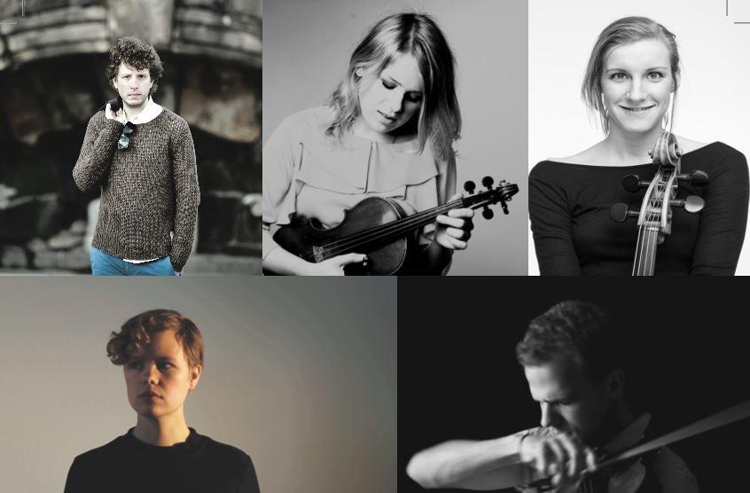 Härnösands kammarmusikfestival 2018, Metropol, Julia Nilsson möter Sveriges Kammarsolister