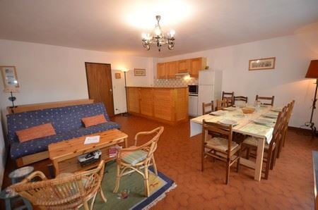 Arpettaz - L422 - 4 rooms (Not Classified) - 10 people - 80m²