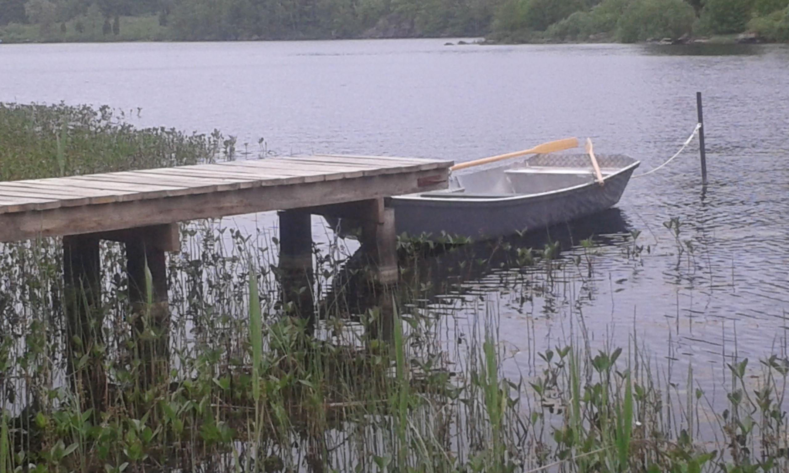 Fiske och båtuthyrning - Nävrasjöns Fiskevårdsområdesförening