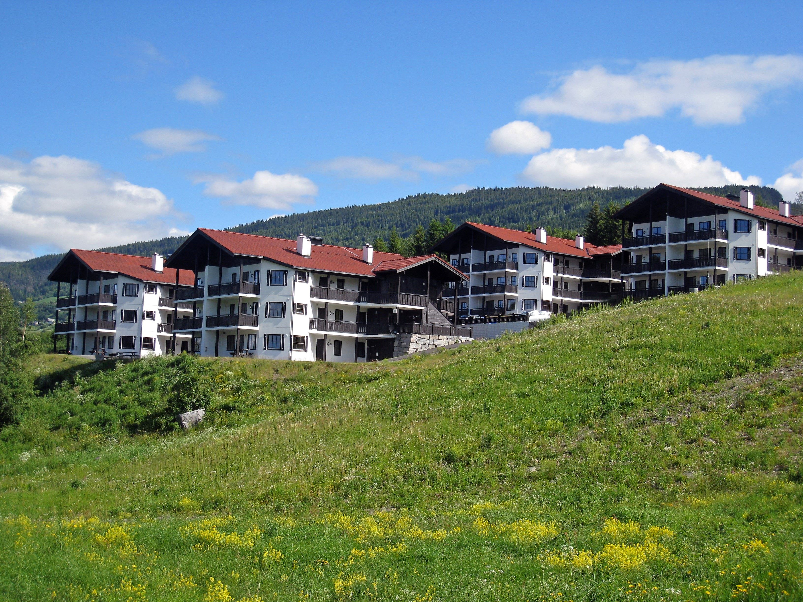 Alpin Apartments Solsiden