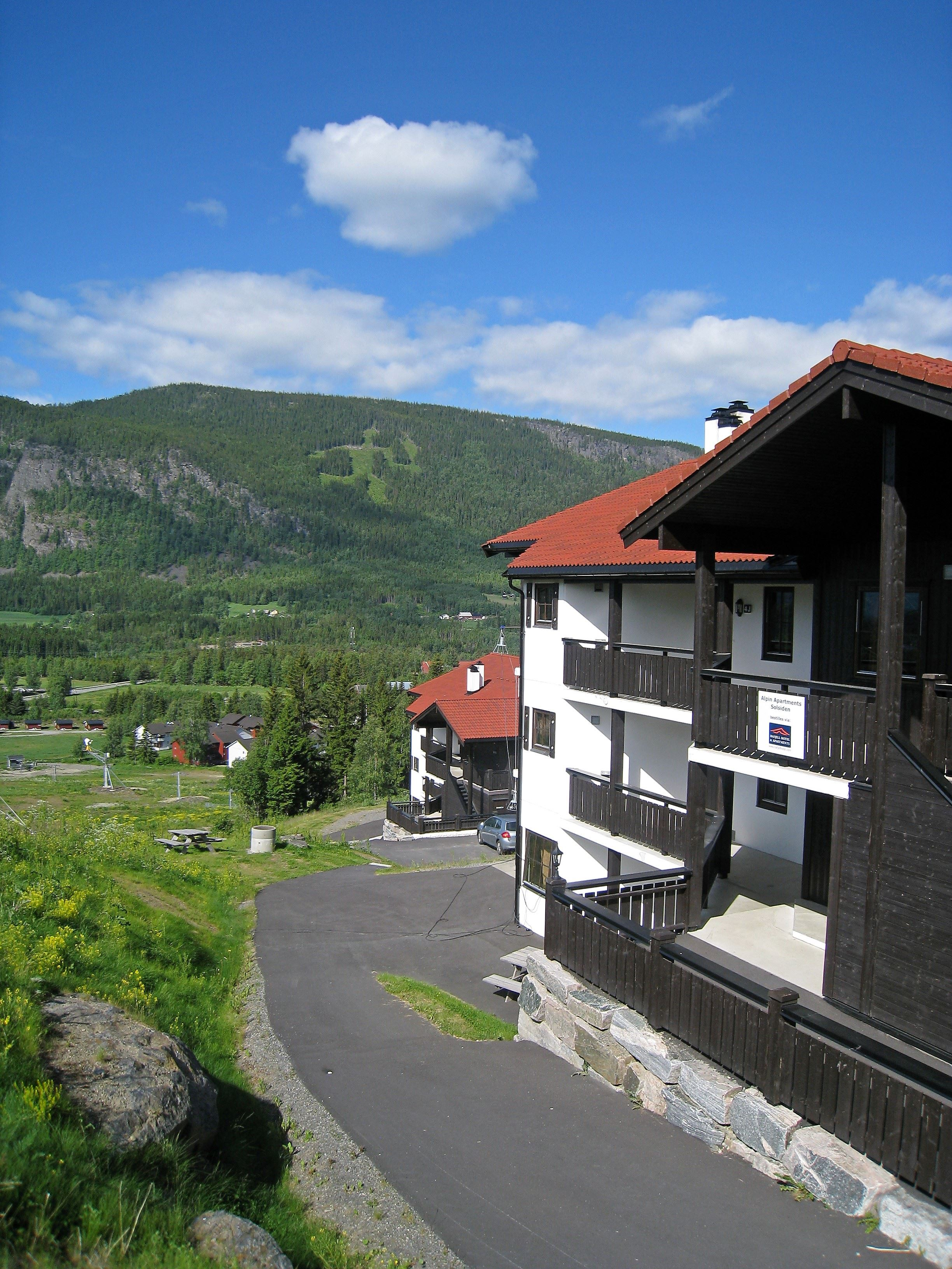 Alpin Apartment Solsidan