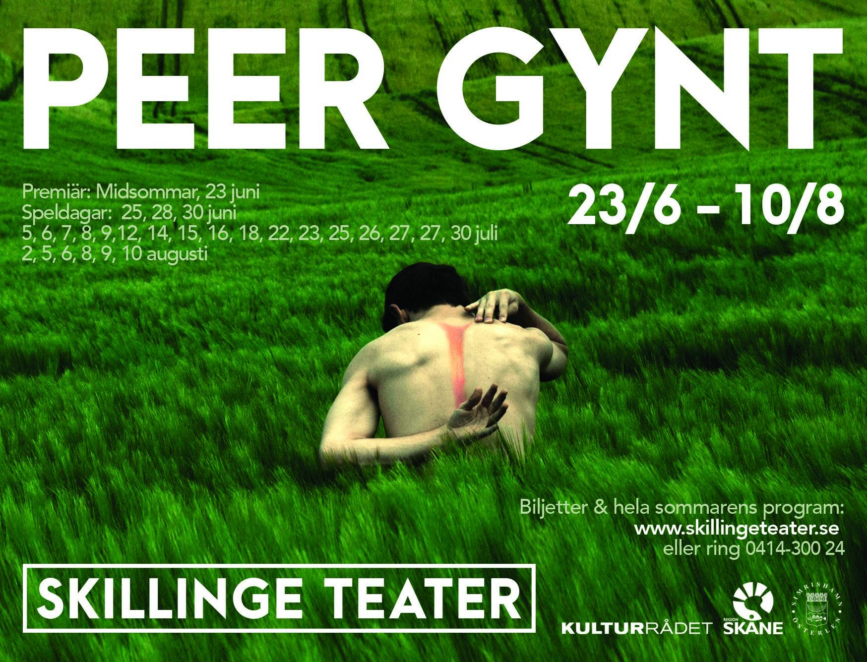 Teater - Peer Gynt