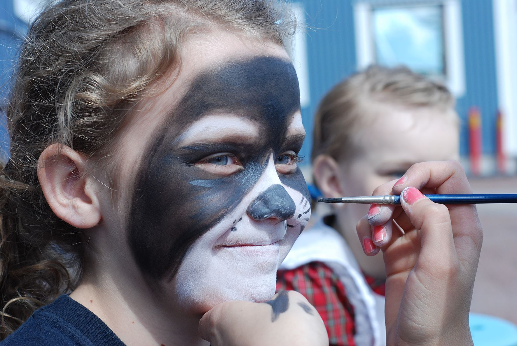 Barnteaterveckan -  Svarta katten
