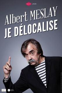 FESTIVAL RIRE EN SEINE : Albert Meslay - Jeudi 12 octobre