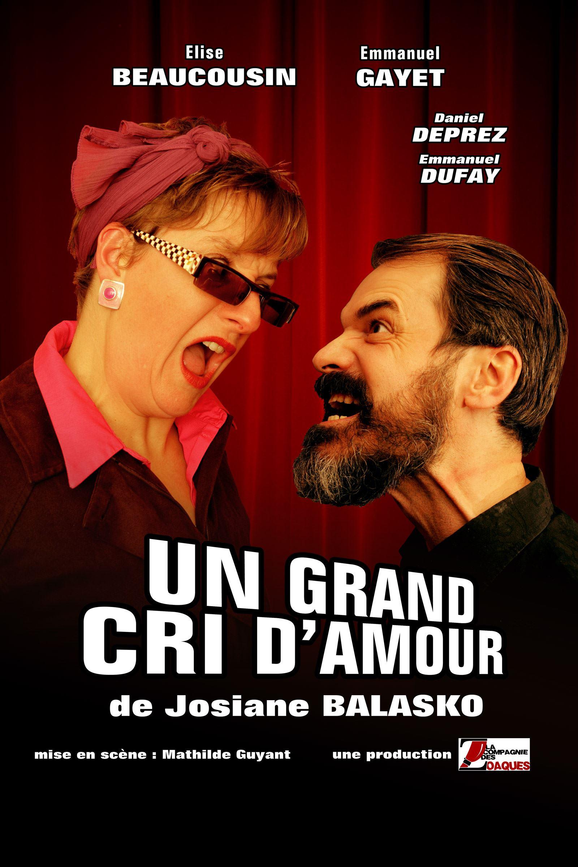 FESTIVAL RIRE EN SEINE : Un Grand Cri d'Amour - Samedi 14 octobre
