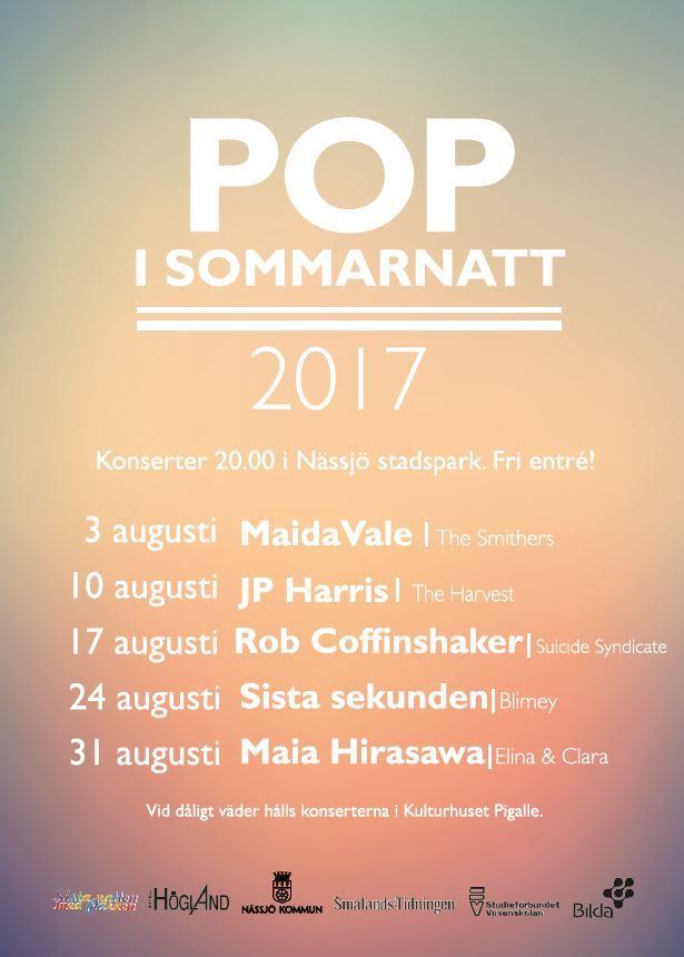 Pop i sommarnatt - Maia Hirasawa / Elina & Clara