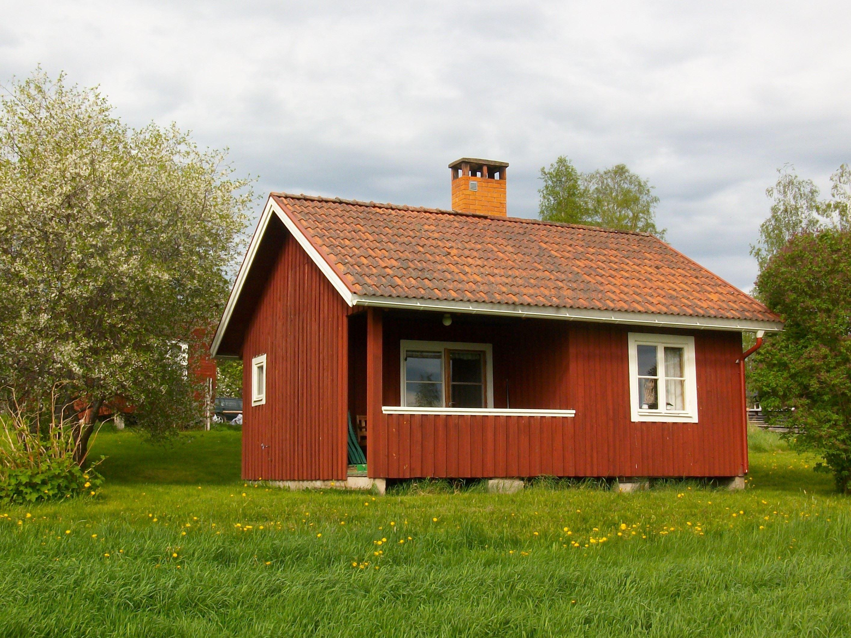 L413 Östra Rönnäs, 10 km Ö Leksand