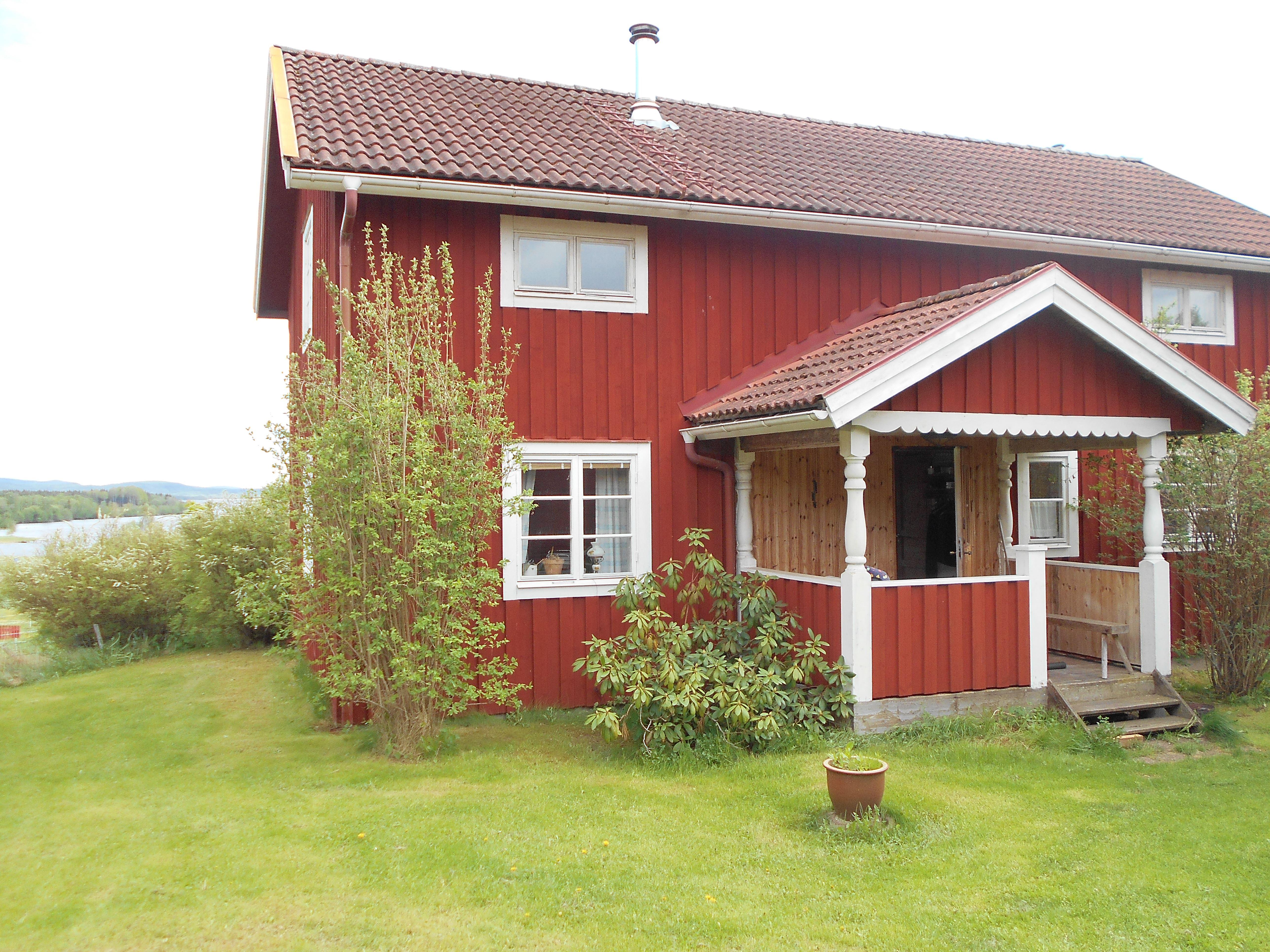 L409 Ullvi, 5 km SÖ Leksand