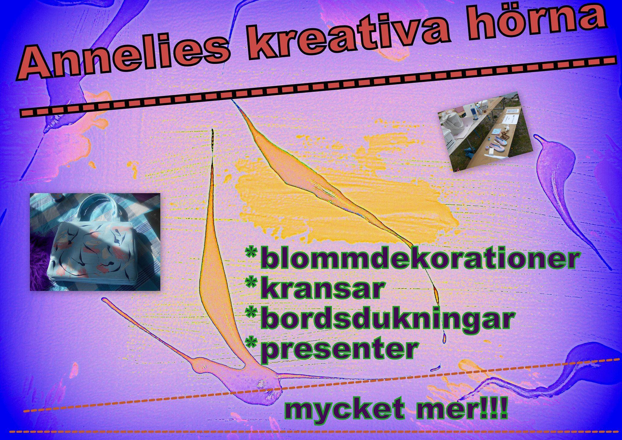 Annelies Kreativa Hörna