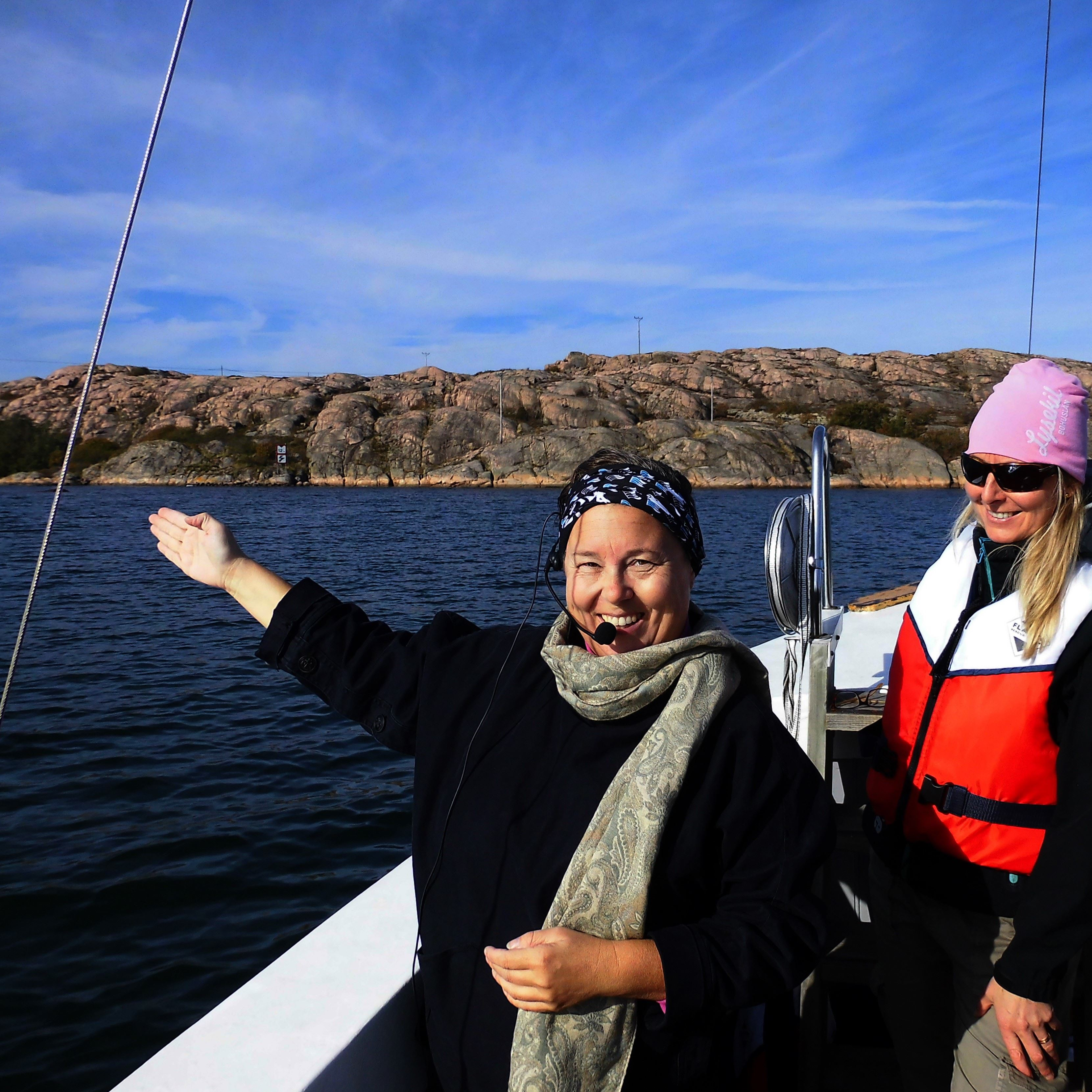 Lysekil GUIDE - guided tours, LONGER than 2 hrs