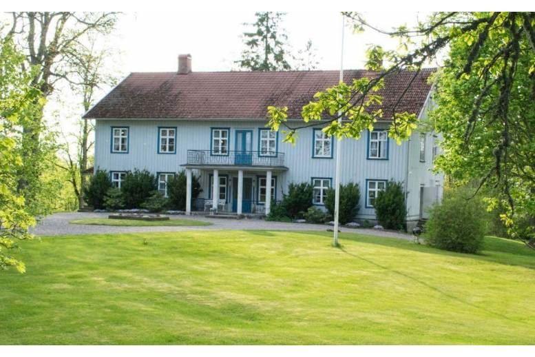 Ljung - Stort hus- Hallanda säteri