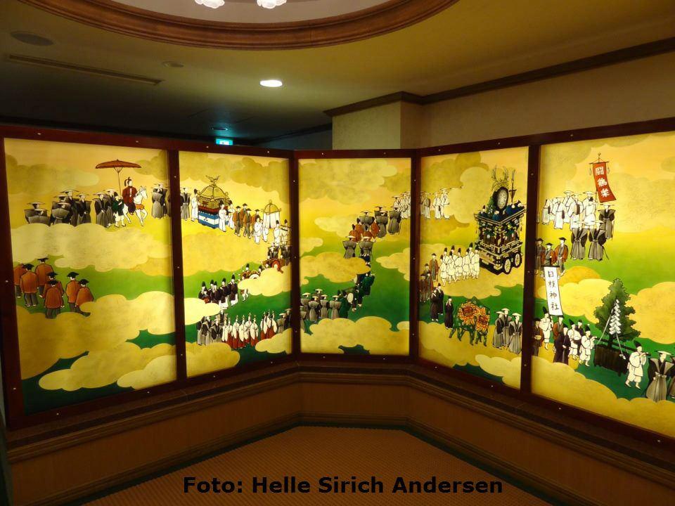 Historier om og fra Japan