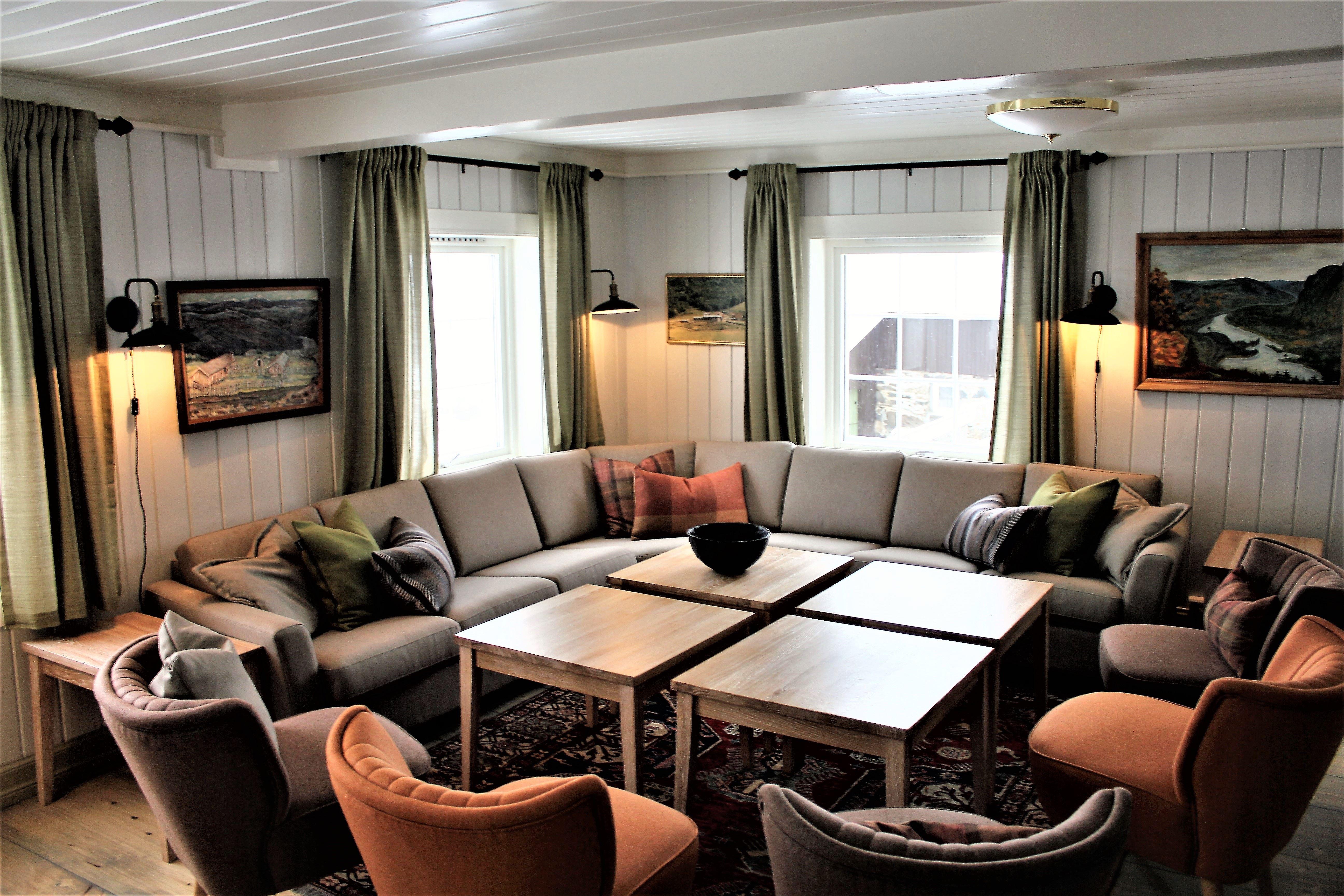 Hafjell Gard large chalet