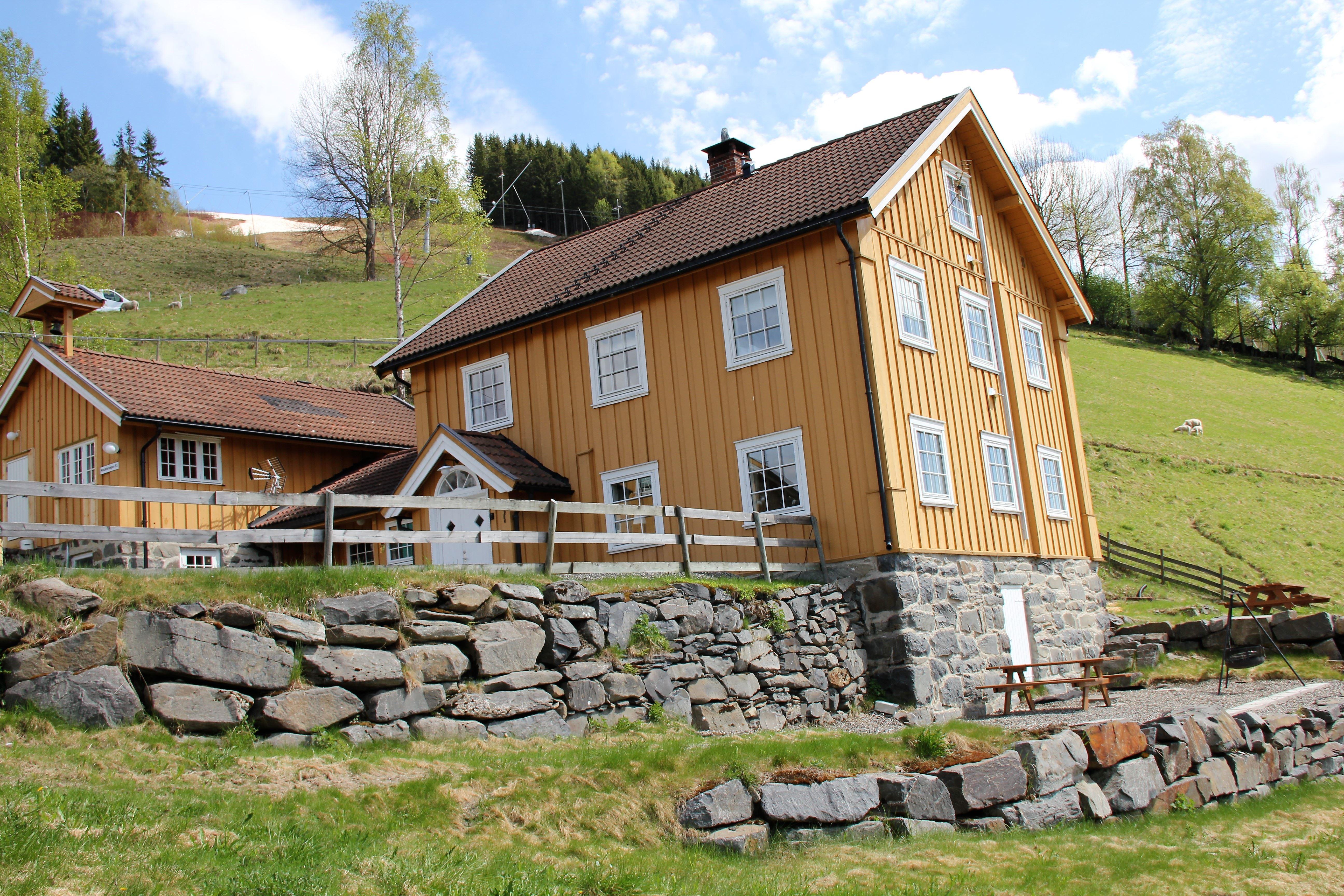 Hafjell Gard Storhytte