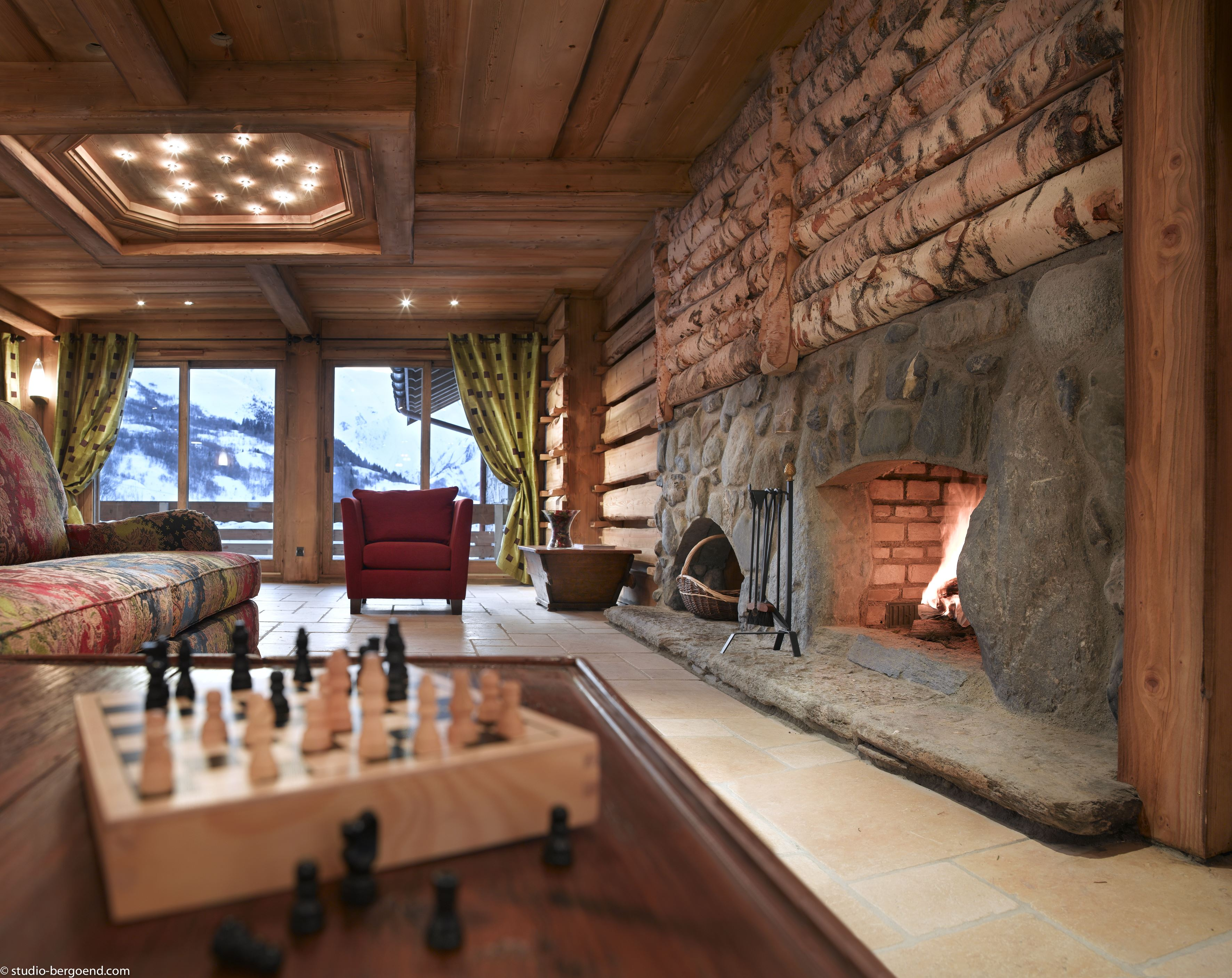 Residence ski-in ski-out / Résidence & Spa LES CHALETS DU GYPSE (4,5 Snowflakes