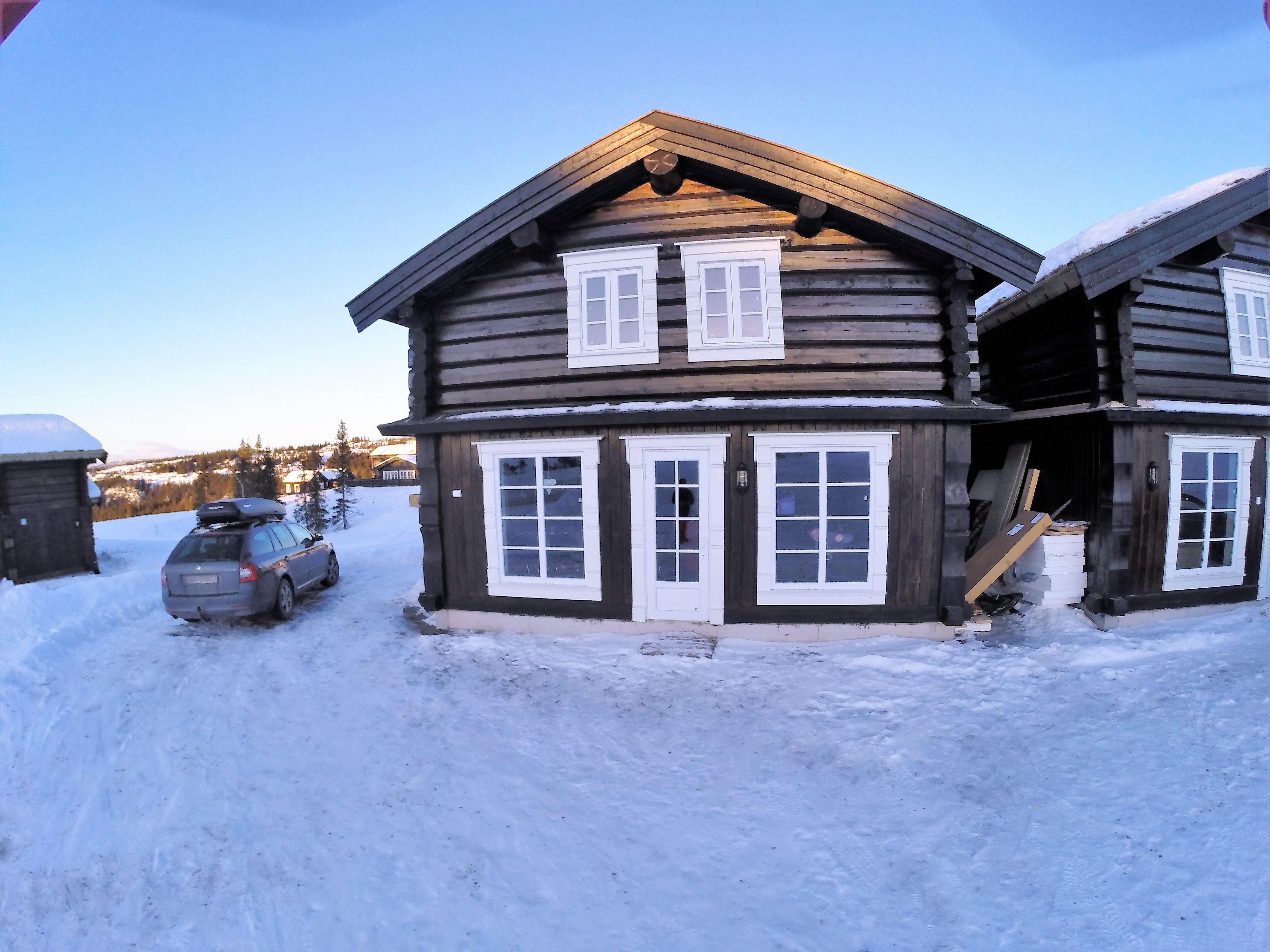 Mosetervegen 484 cottage