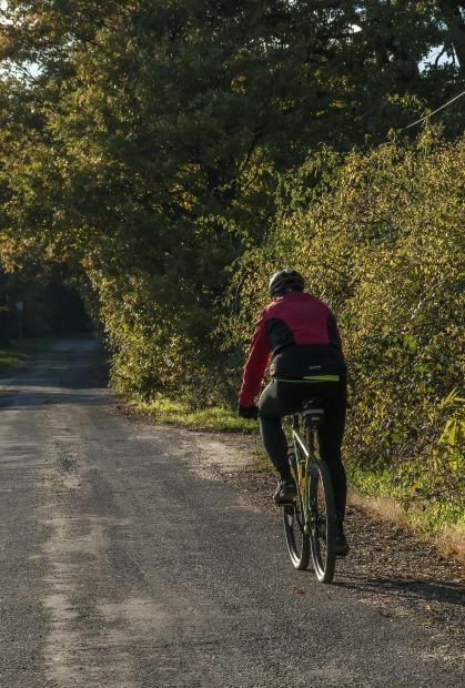 Naturpasset på cykel