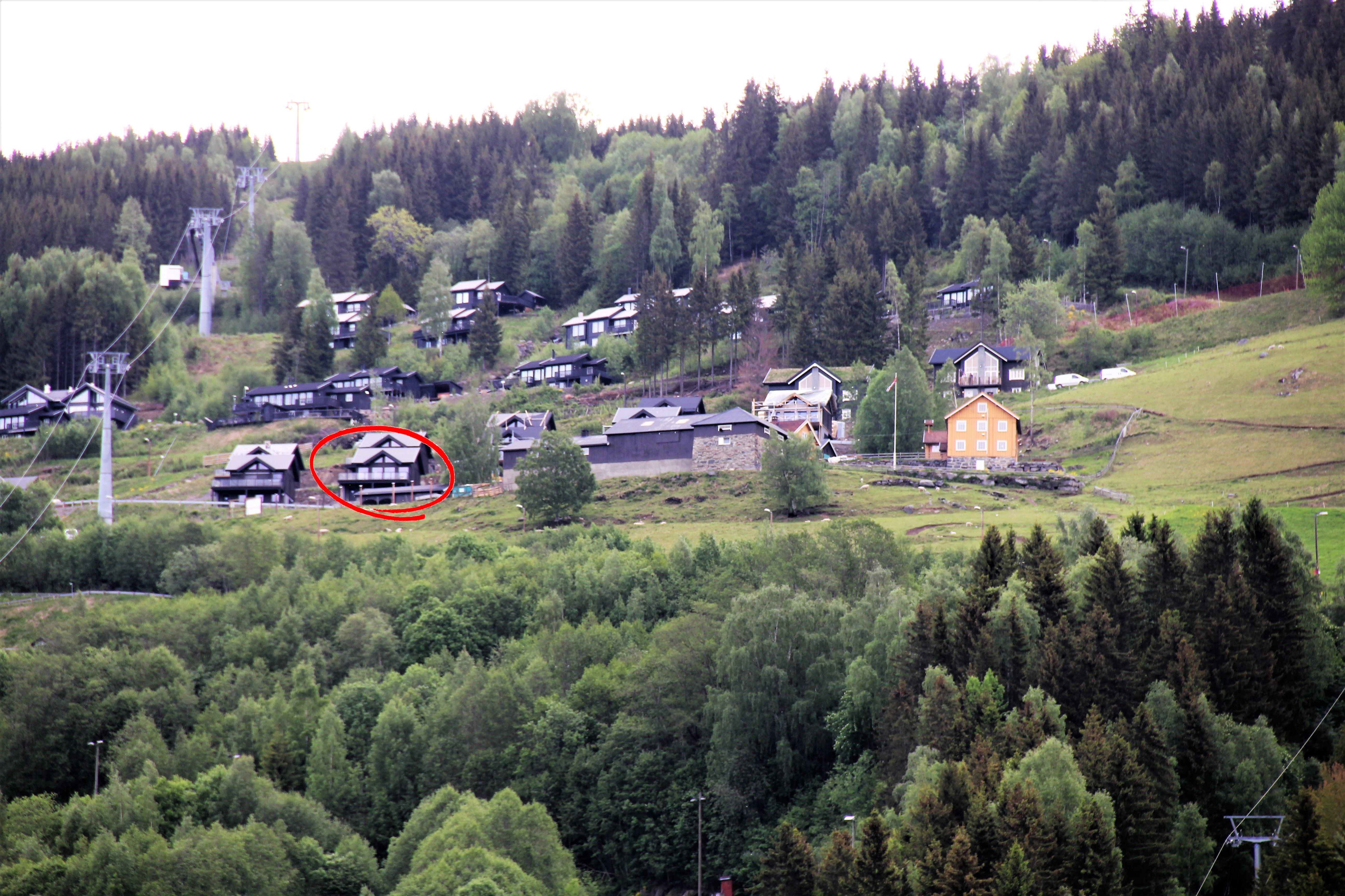Hafjell Gard chalet 57