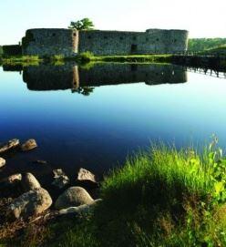 Visning: Kronobergs slottsruin