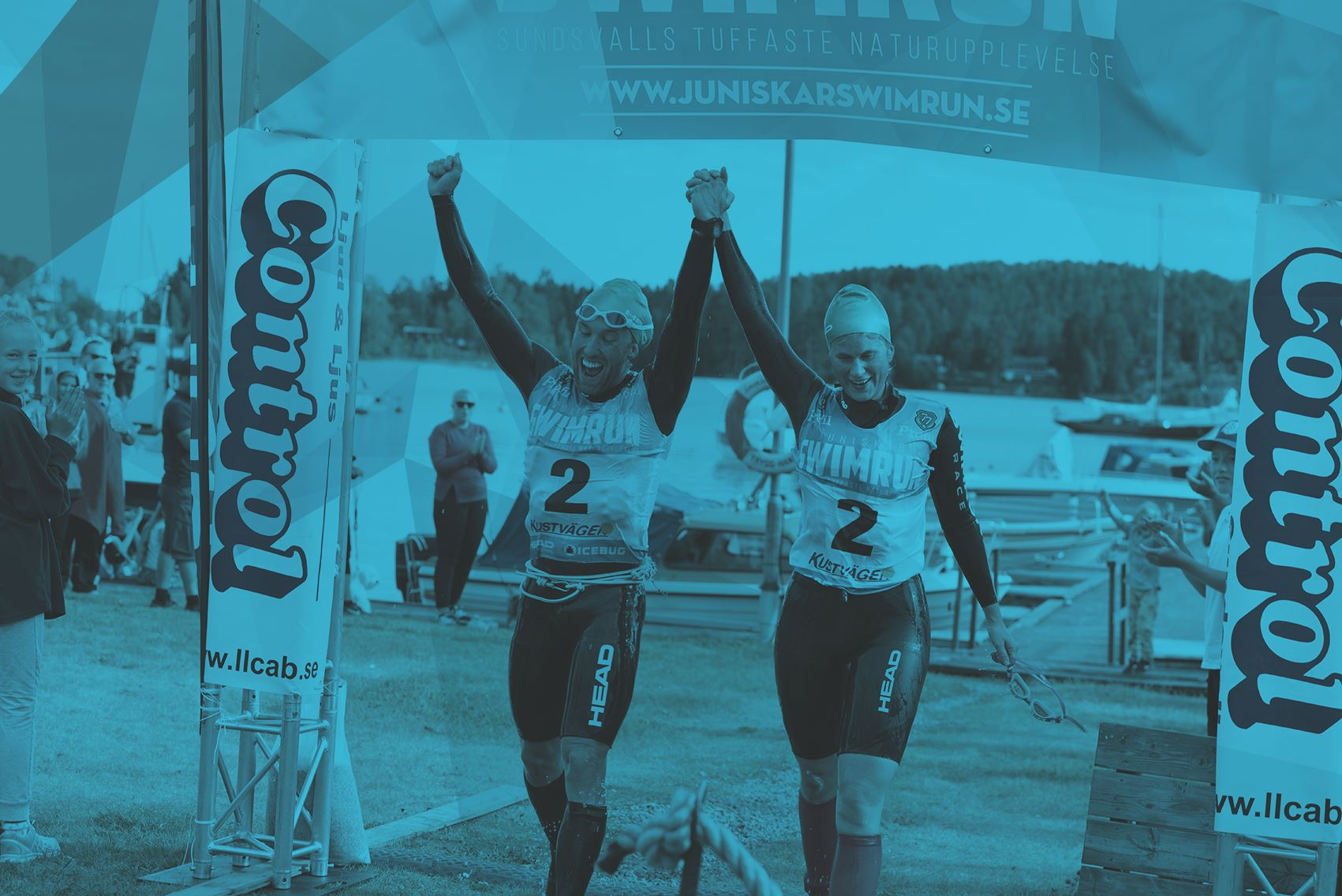 Juniskär Swimrun