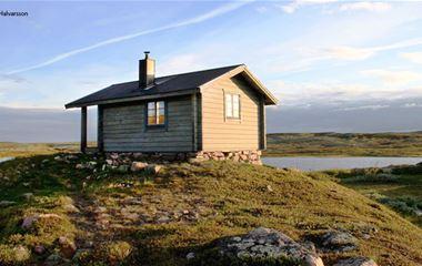 Lilla Tangsjöstugan, Fulufjällets nationalpark