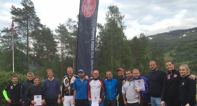 Sunnfjord Golfklubb - Slå eit slag – i fantastiske omgjevnader