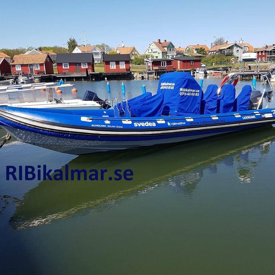 RIB turer i Kalmarsund