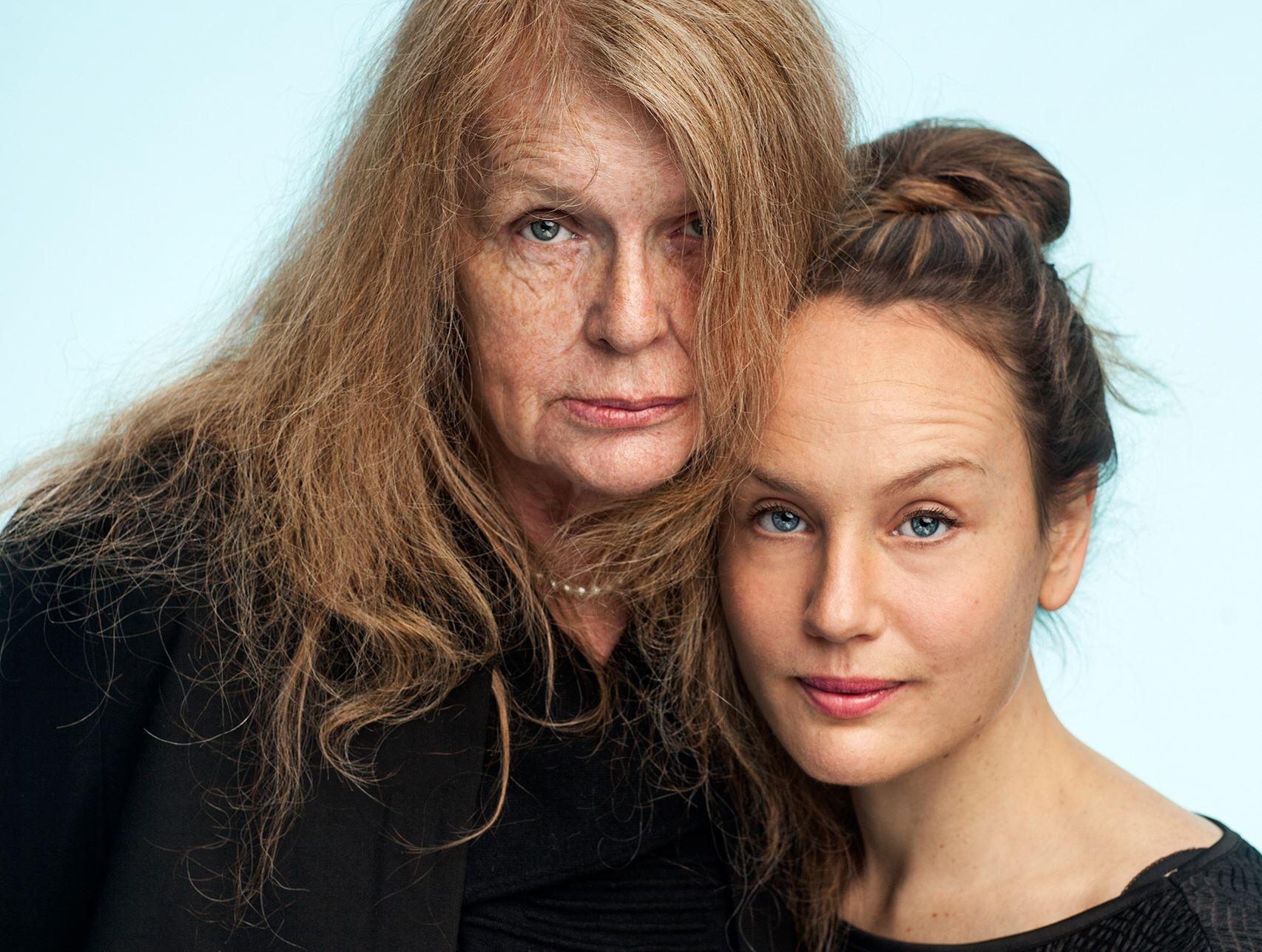 Sarah Riedel tolkar Kristina Lugn