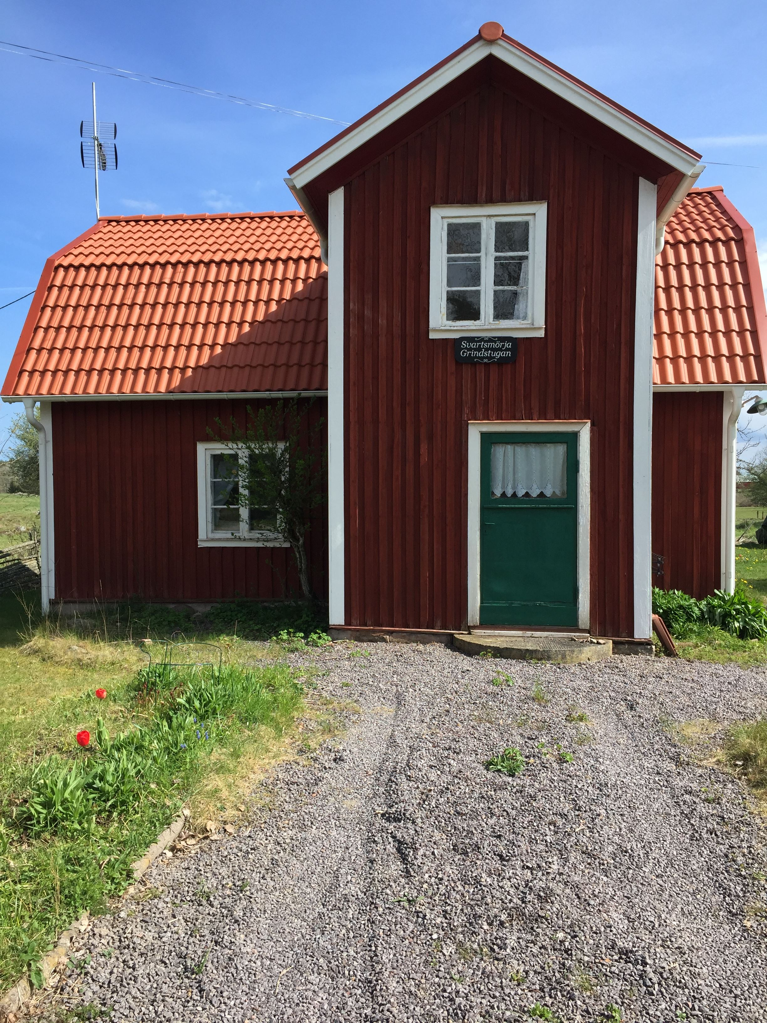 Private rental Västervik, Svartsmörja Grindstuga