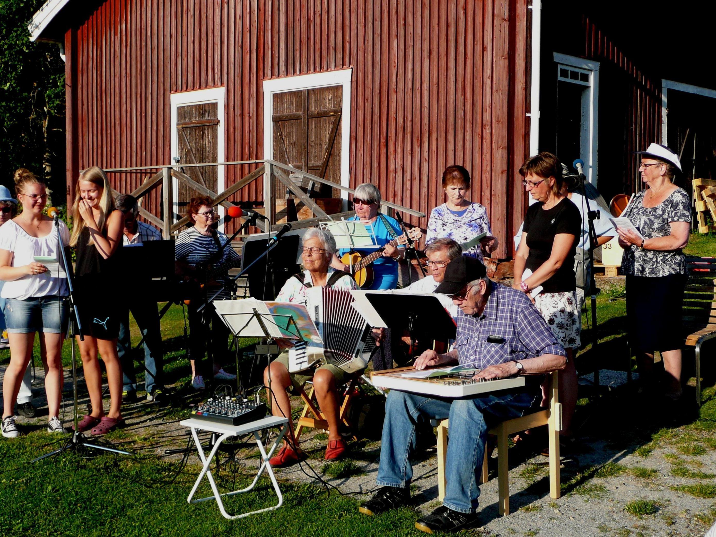 Sång vid Kvarn