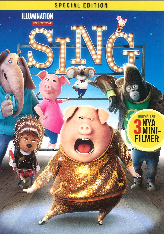 Sommarlovsfilm - Sing