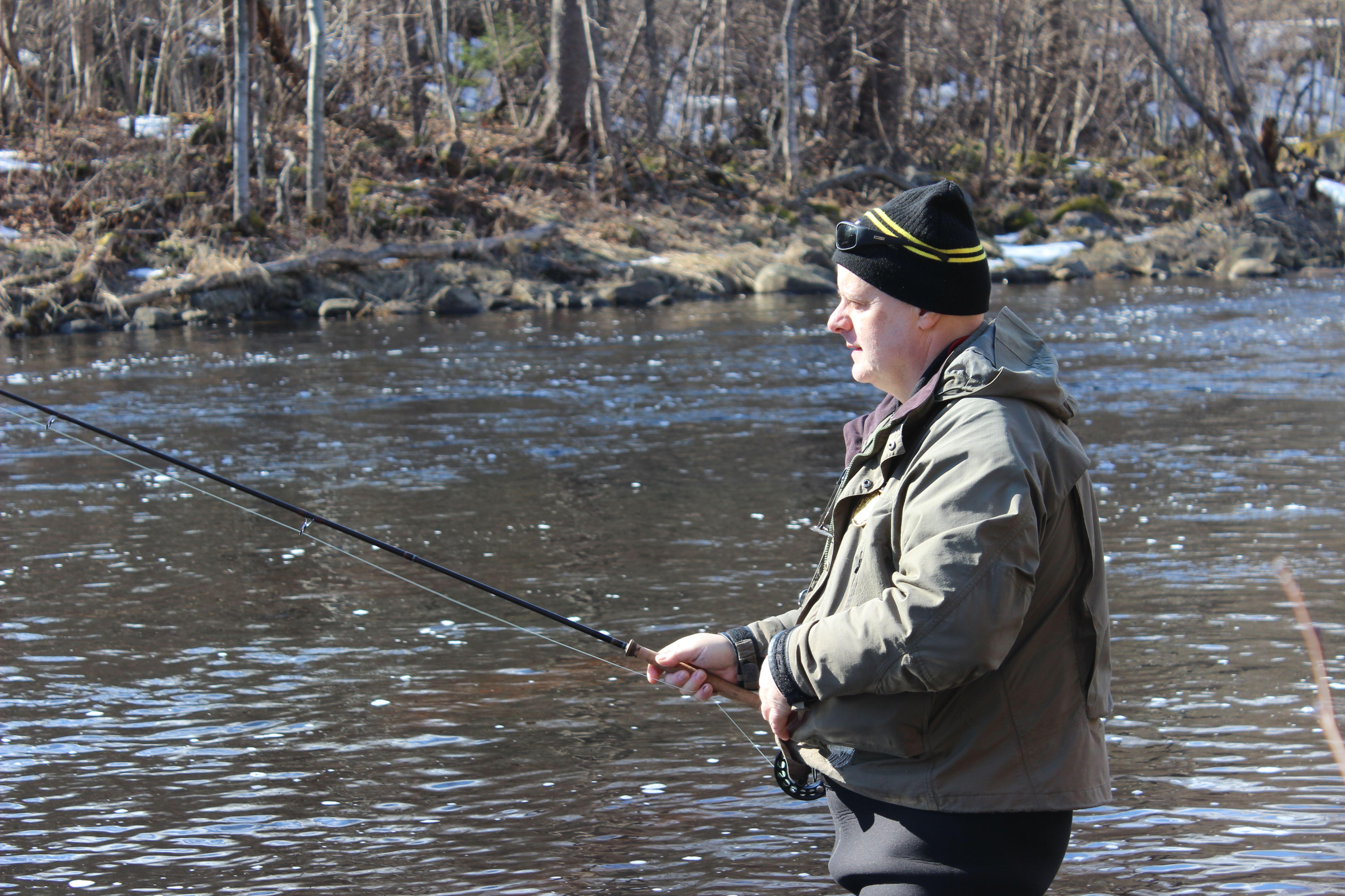 Fiske i Nordanstig
