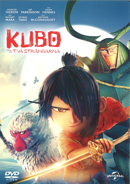 Sommarlovsfilm - Kubo och de två strängarna