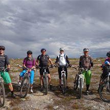 Terrengsykkelkurs - weekend - for jenter