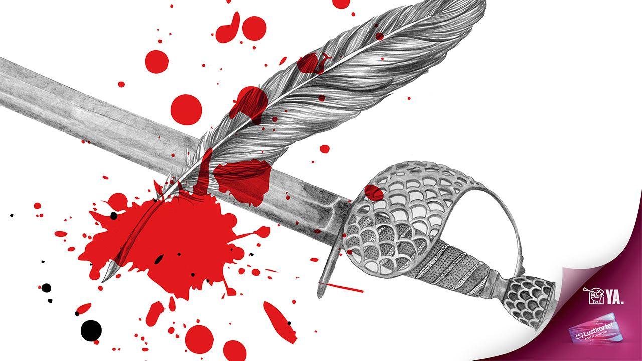 Bläck eller Blod