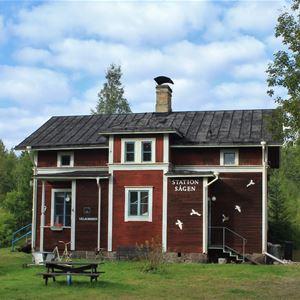 Station Sågen
