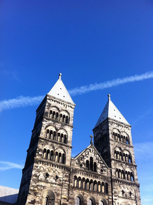 Free guided tour of Lund Cathedral