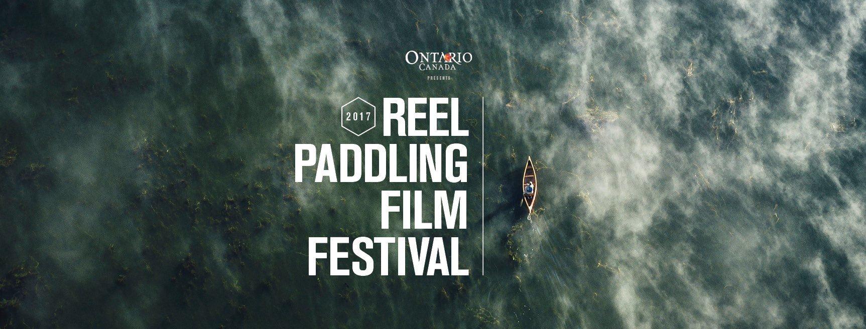 Reel Paddling Film Festival World Tour 2017 - Strömsbruk, Sweden