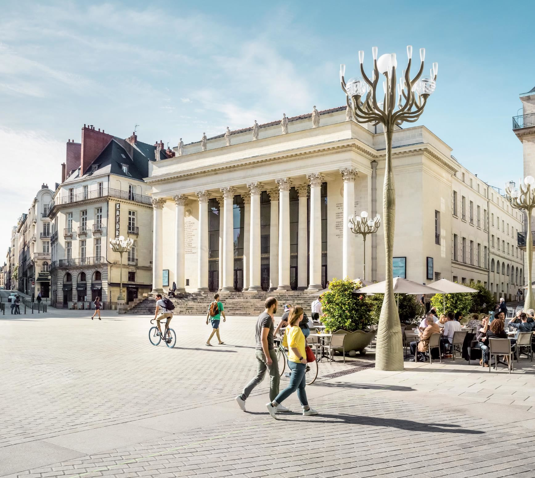 Guided Tour: Strolling Nantes