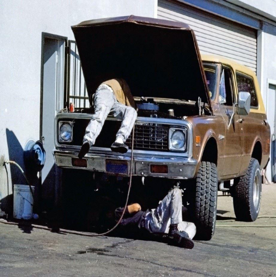 Bilarbetare/bilverkstäder