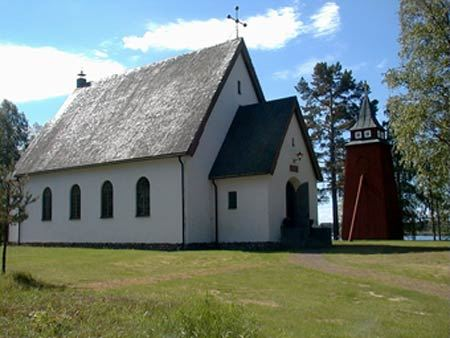 Musik i sommarkväll, Siknäs kyrka