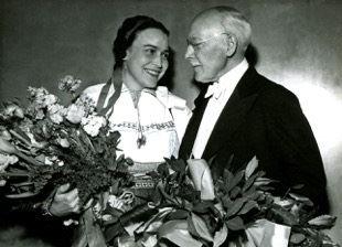 Kulturbio i Tällberg - Karin Larsson och Hanser Lina