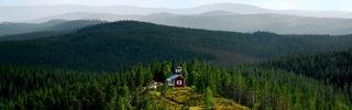Kulturbio i Tällberg - Kalle Moraeus och Världsarv i Sverige