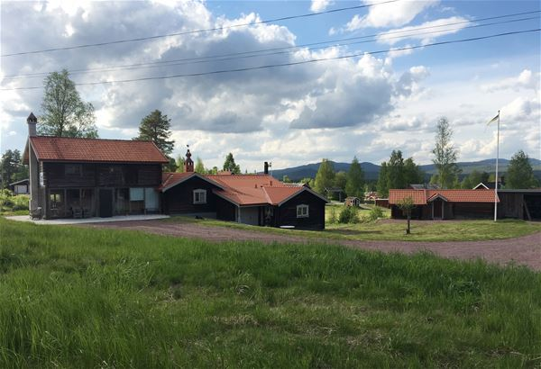 Sandsgården, Gopshus, Mora