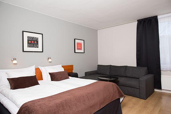 Foto: Hotell Ett,  © Copy: Hotel Ett, Hotellrum
